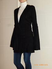 Pullover Strickjacke Damen Gr. 34 schwarz
