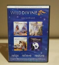 The Wild Divine Super Software Bundle Pack (PC, MAC 4 Disc) Relaxation Training