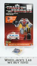 First Aid #2  Defensor W/ BUBBLE Vintage Hasbro 1986 G1 Transformers