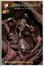 ARMY OF DARKNESS #3, Ashes 2 Ashes,NM+ , Bruce Campbell