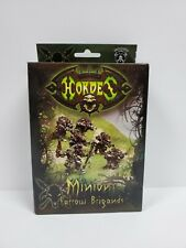 Hordes MINIONS FARROW BRIGANDS Privateer Press PIP 75002 NEW