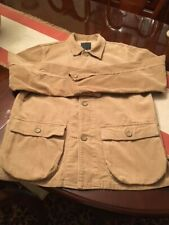 Spellbound Corduroy Coverall Jacket Khaki Large/3 Made in Japan.