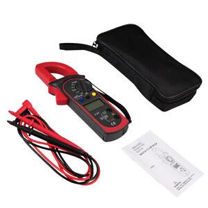 Automotive Voltage Tester Digital Clamp Multimeter Amp Meter AC/DC Current UK