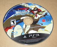 BlazBlue: Continuum Shift (Game Only) Playstation 3 PS3 Fast Shipping
