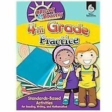 Bright & Brainy: 4th Grade Practice by Christine Dugan (English) Paperback Book