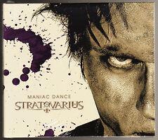 STRATOVARIUS - MANIAC DANCE - 5 TRACK SINGLE (2005) - DIGIPAK - NEW & SEALED CD