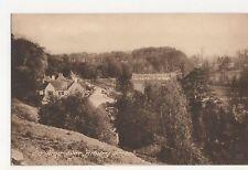 Looking Over Bibury Street Postcard, A789