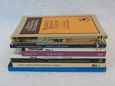 LOT OF TEN BOOKS: LATIN AMERICAN LITERATURE, MAINLY POETRY Very Good Softcovers