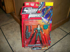 1997 GALOOB TOYS--STARSHIP TROOPERS--BUG THRASHER CARMEN IBANEZ FIGURE (NEW)