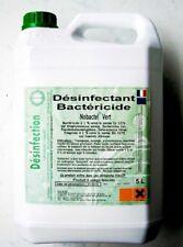 Nobactel Vert Nettoyant Désinfectant Désodorisant  5 L