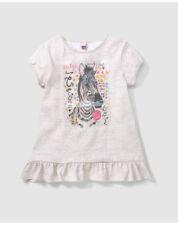 Vêtements t-shirts beige pour fille de 4 à 5 ans
