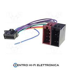Connettore Adattatore ISO maschio - Autoradio Sony 16 Pin Serie Cdx/mex/wx