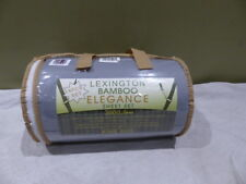 LEXINGTON BAMBOO ELEGANCE 4 PIECE SHEET SET 2000 SERIES SIZE KING