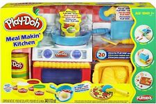 Play-Doh Fun With Food - Meal Makin' Kitchen Kid's Modeling Compound Playset Kit