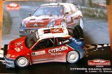 CITROEN XSARA WRC #1 RALLY MONTE CARLO 2005 1/43 LOEB ELENA NEW IXO ALTAYA