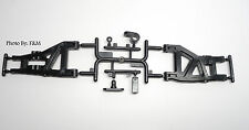 1 New Tamiya DT-02 & DT-03 Buggy / Truck LOWER Suspension Arm Set Part D 0004254