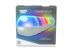PORTABLE SPEAKER WITH  7 COLOR LUMINOUS LIGHT.  BLUETOOTH & RECHARGEABLE BATTERY