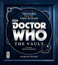 Doctor Who The Vault Treasures from the First 50 Years Marcus Hearn BBC 2013