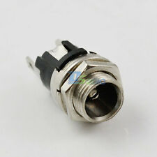 5.5 x 2.1mm DC-Buchse Steckdose Kupplung Einbaubuchse Steckverbinder Adapter