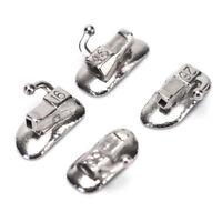 4 pc/pack Dental orthodontic 1st molar bracket buccal tube bondable roth Pip CA