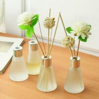 Aroma Oil Reed Diffuser Air Freshener Floral Herbal Scent Fragrance