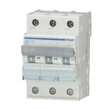 Hager MBN316 B 16 A 3-polig Leitungsschutzschalter Sicherungsautomat
