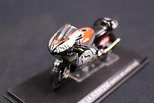 Ixo Aprilia Rsw250 Marco 1/24 Scale Box Mini Motorcycles Diecast Display Bk55