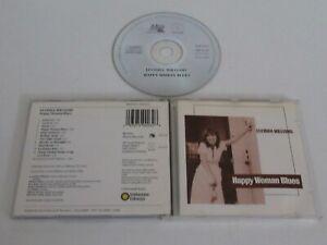 Lucinda Williams – Happy Woman Blues / Munich Records – Mrcd 149, CD Album