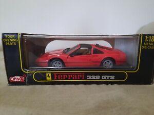 Ferrari 328 Gts 1/18 Anson (no elite , no hotwheels)