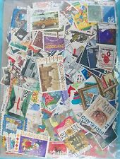 Netherlands Collection Of 1,000 Different Used Stamps