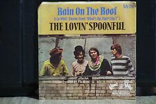 THE LOVIN SPOONFUL 45 RPM PIC SLEEVE RECORD