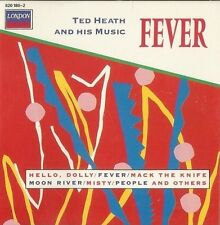 TED HEATH - FEVER - CD - NEW - SEALED