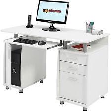 Groot Bureau met Opbergkast en Laden voor A4 hangmappen - Piranha EMPEROR PC2s