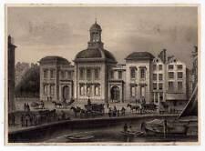 Niederlande-Nederland-Holland-Benelux? Stahlstich 1850