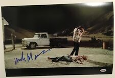 "MICHAEL MADSEN as BUDD SIGNED 12X18 PHOTO #2  ""KILL BILL""  PSA DNA AA21538"