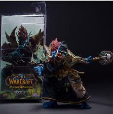 World of Warcraft WOW SERIES 2 Zabra Hexx TROLL PRIEST Action Figures Statue Toy
