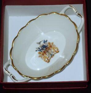 The Institute of Chartered Secretaries & Administrators Commemorative Dish