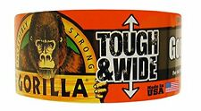 Gorilla Glue 6003001 Tough and Wide Tape, 2.88-Inch x 30-Yards , New, Free Shipp