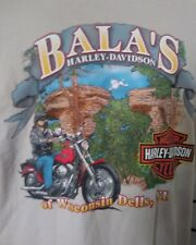 HARLEY DAVIDSON-WISCONSIN DELLS, WI-T-SHIRT 2004