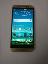 HTC One M9 - 32GB - Gold Unlocked SIM Free Smartphone Mint condition