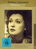 DVD-BOX NEU/OVP - Zarah Leander Collection - 3 Spielfilme - La Habanera u.a.