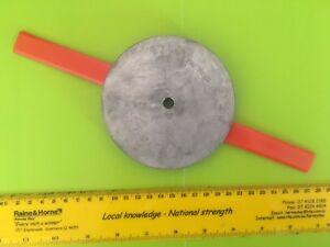 Stihl FS36 2 Swing Blade Cutter Zinc Bent Shaft 12x1.75mm Right Hand Female + 2
