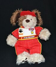 Build A Bear Dog Teddy In Paw Power Racing Suit