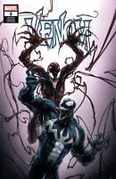 Venom 2 Marvel 2018 Clayton Crain Variant Carnage Donny Cates Ryan Stegman