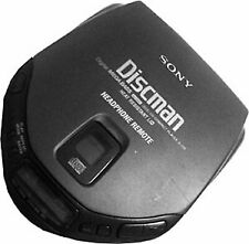 Sony Discman D-171 Compact Personal CD Player D171 Walkman Spares or Repair Only