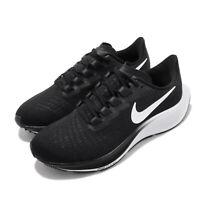 Nike Wmns Air Zoom Pegasus 37 Black White Women Running Shoes Sneaker BQ9647-002