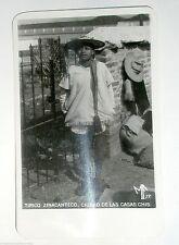 Real Photo Postcard Photographers MF Mexico Company TIPICO ZINACANTECO