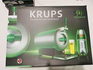 Krups The Sub Diamond - Máquina Cerveza Tirador