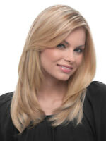 """16"""" Fine Line Synthetic Extensions by Hairdo Jessica Simpson Ken Paves Open Box"""