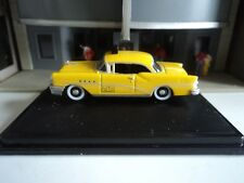 Oxford  1955  BUICK CENTURY New York  TAXI 1/87   HO  diecast GM